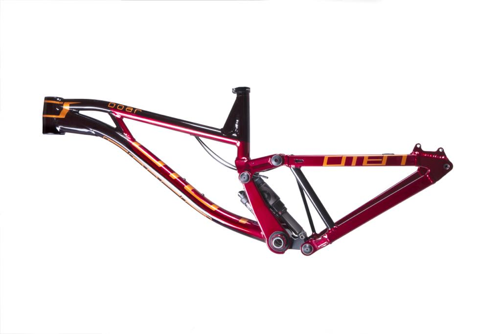 Omen Racing Boar 29er frame